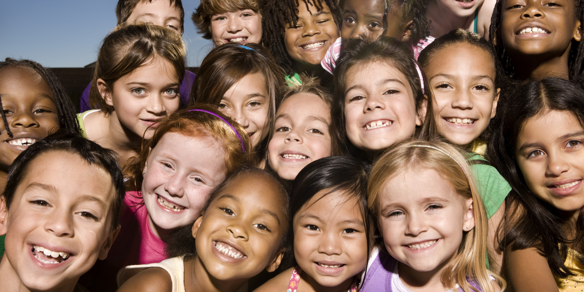 Let's Make 2014 the Year of the Child | HuffPost