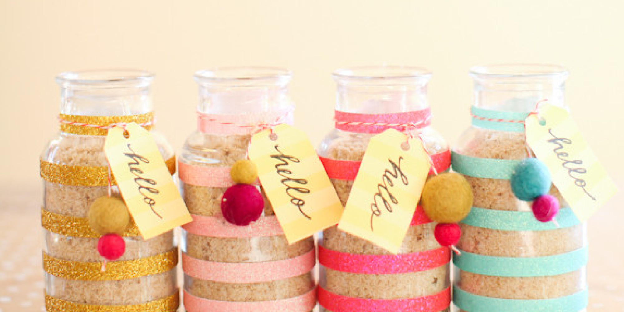 8 DIY Gift Ideas That Take 20 Minutes Or Less To Make ...