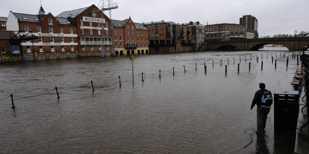 The UK has been blighted by flooding in the days before Christmas