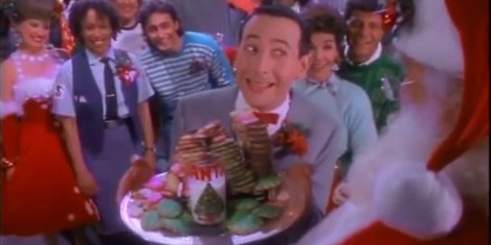 Watch The Star-Studded 'Pee-Wee's Playhouse Christmas Special' For ...