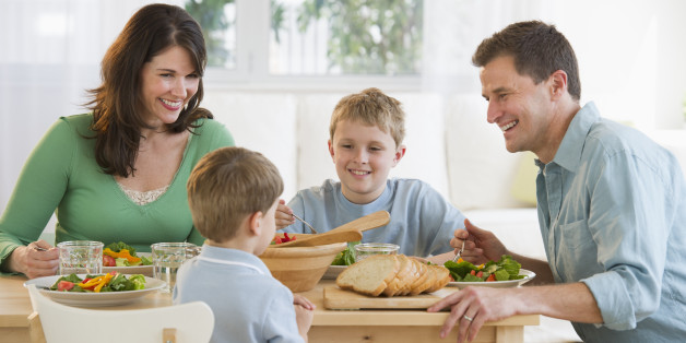 Exceptionnel Table Talk: Family Dinners As An American Tradition