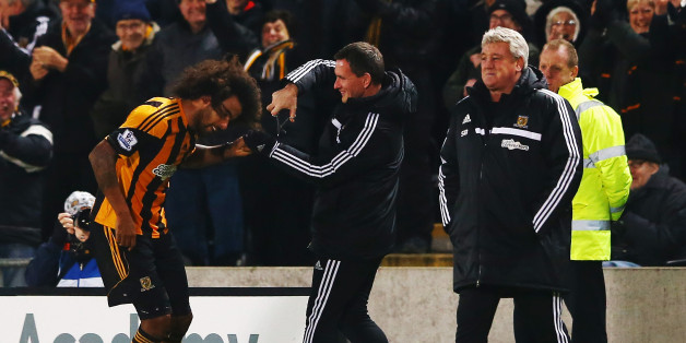 Hull 6-0 Fulham: Tom Huddlestone Has Hair Cut After Ending Goal Drought (PICTURES)