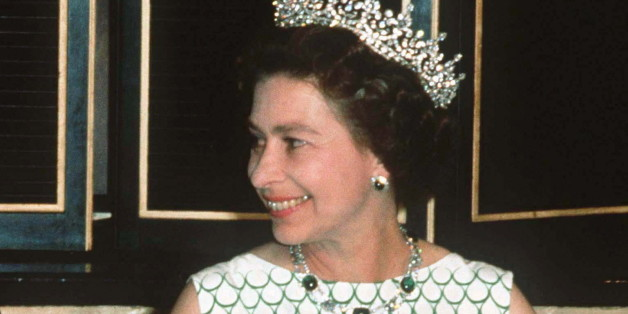 The Queen was worried about the dictator gatecrashing her Silver Jubilee ceremony