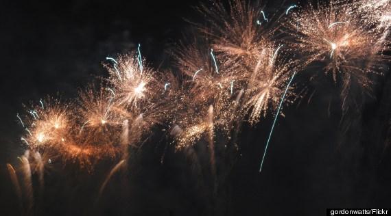 marseille fireworks
