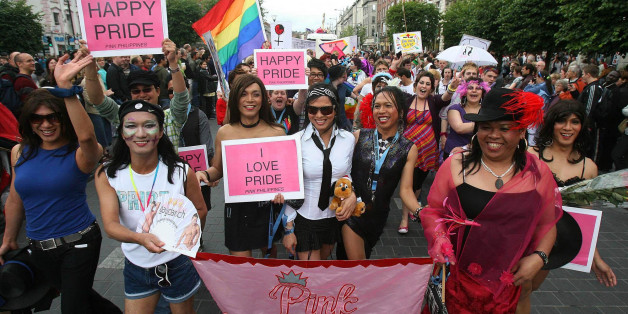 Ireland is to have a referendum on equal marriage rights in 2015