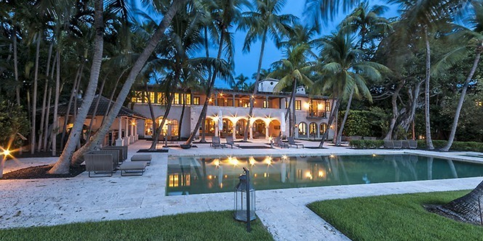 These are the 8 most expensive homes in miami right now for Biggest house in miami
