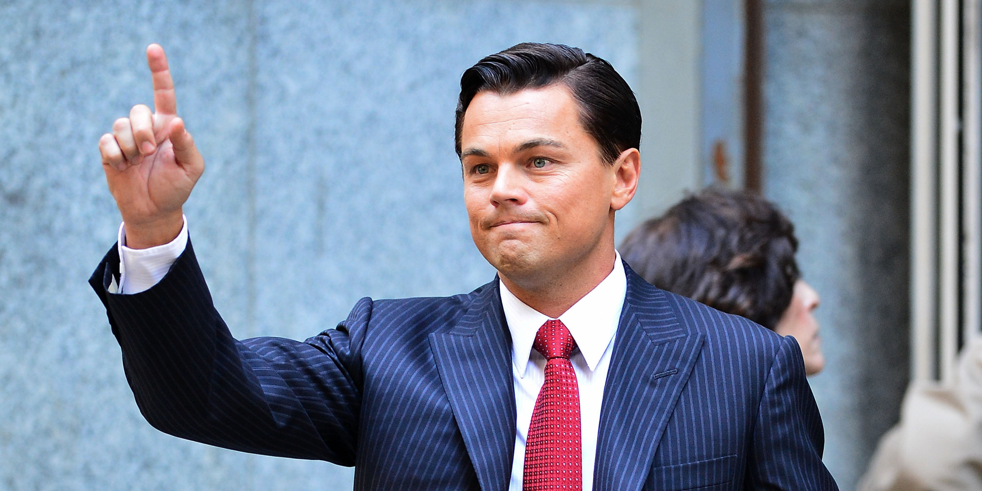 leonardo dicaprio can make even 90s suits look good in