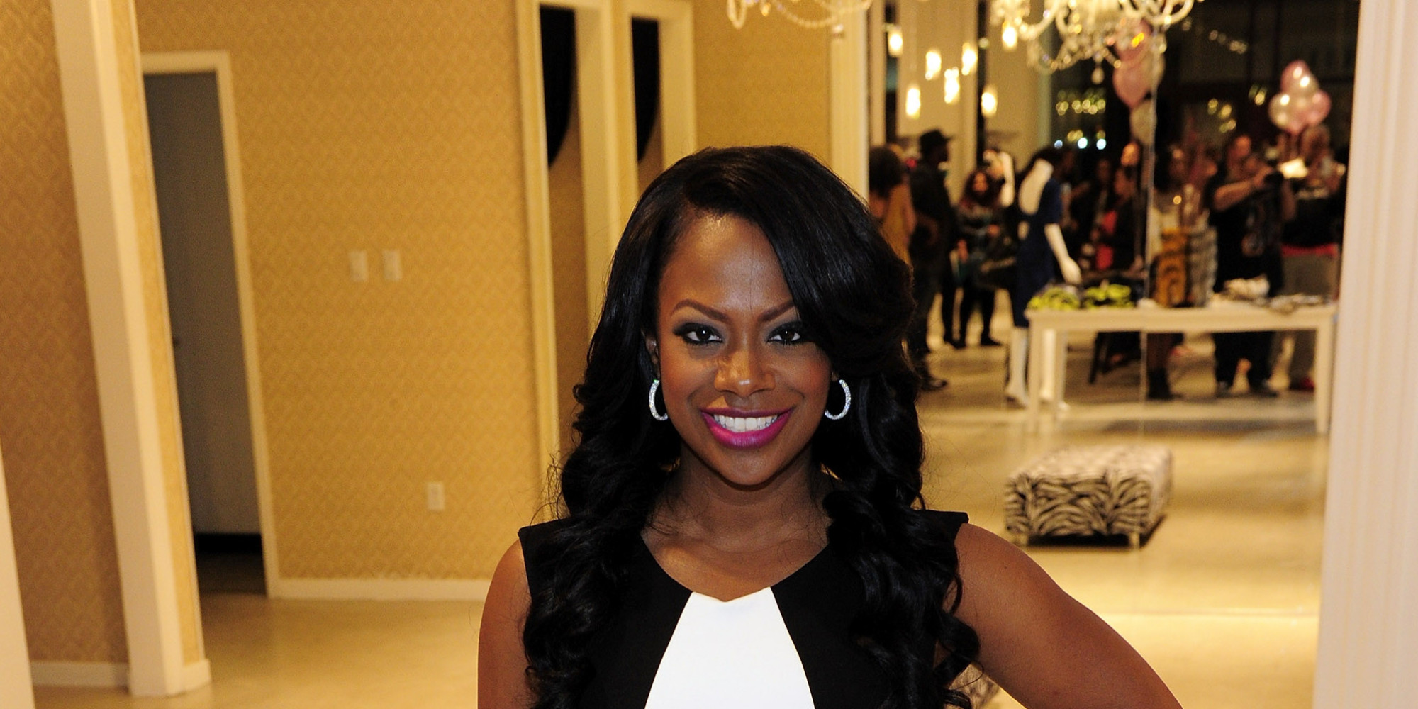 Kandi Burruss Responds To Kenya Moore S Weight Comments