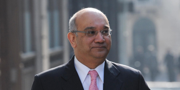 Keith Vaz MP arrives at the Leveson Inquiry into media standards at the High Court in London to listen to evidence from John Yates.