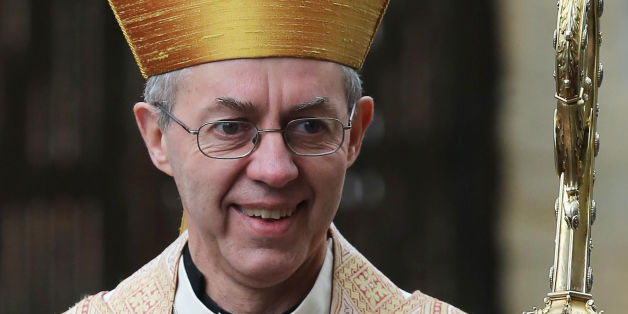 """File photo dated 31/03/13 of The Archbishop of Canterbury, The Most Reverend Justin Welby, who has warned that the Anglican church is moving towards the """"edge of precipice"""" amid disputes between liberals and traditionalists."""