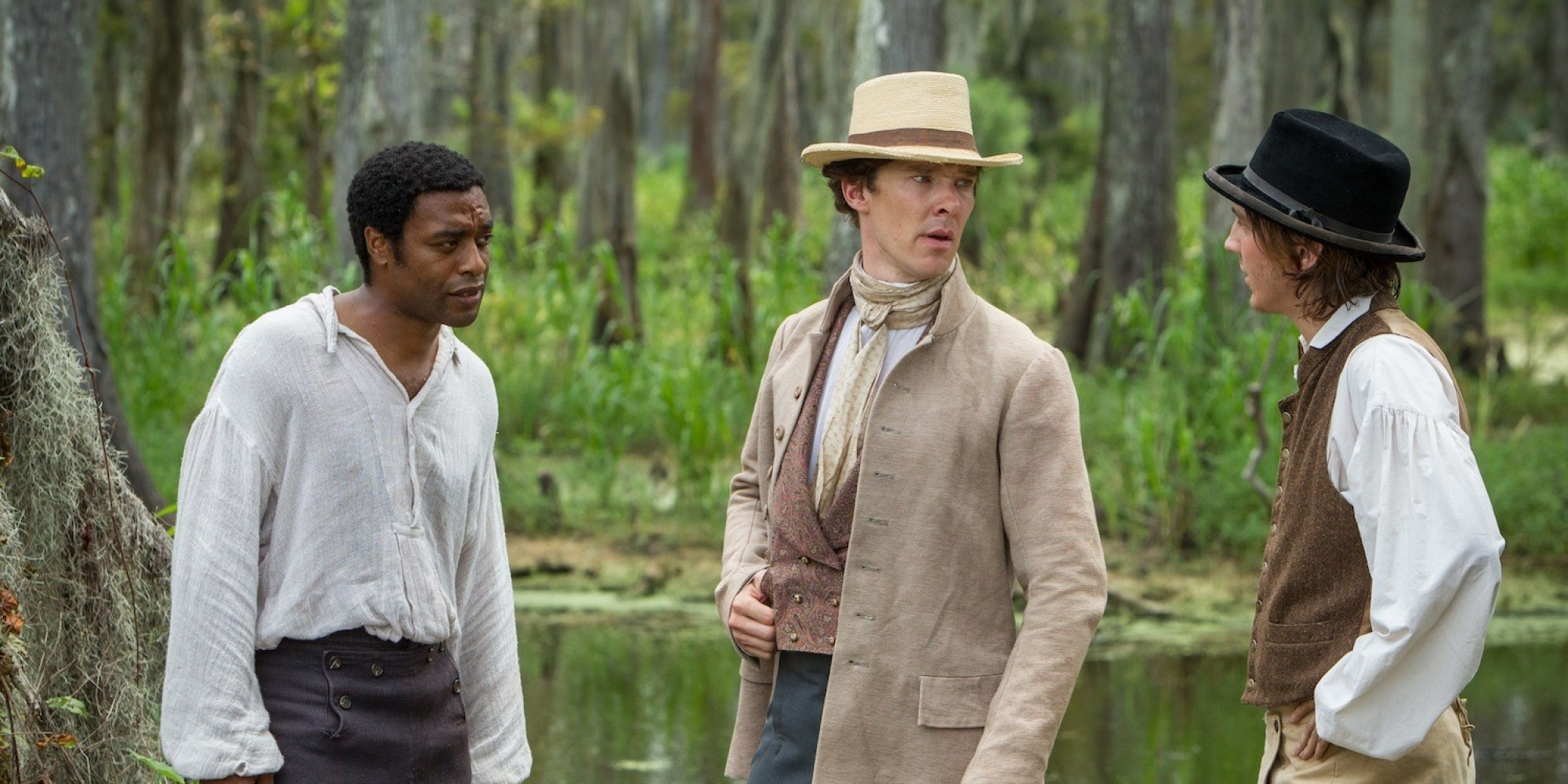 12 years a slave 12 years a slave starts its true story in 1841 when solomon northup (british actor  chiwetel ejiofor), a violin player living free in new york with.
