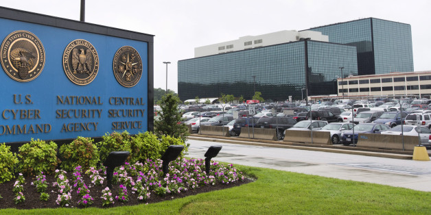 NSA-Zentrale in Fort Meade, Maryland, USA
