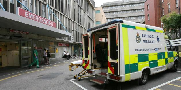 "General views of Bristol Royal Infirmary where Sheila Perks, 63 was killed when she was hit by a reversing car as she was being lifted out of an ambulance in a wheelchair. PRESS ASSOCIATION Photo Wednesday September 13, 2006. The woman, from the Whitchurch area of the city, was critically injured and died six hours later. The driver, who is understood to be 65 and from Bristol, was treated for shock and was later questioned by Avon and Somerset Police over the incident. No arrests have been made and the force is treating the death as a ""fatal road accident."" See PA story POLICE Patient. Photo credit should read : Anthony Devlin/PA"