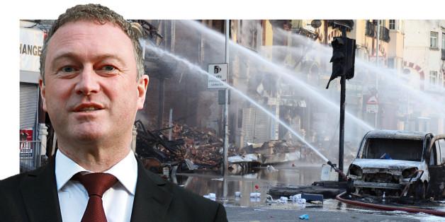 London riots comepensation