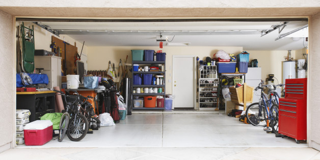 how to organize your garage in no time at all so you can actually use it photos - Organize Garage