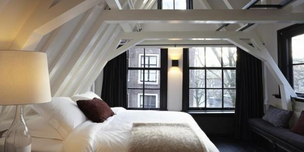 10 Attic Loft Bedrooms Thatu0027ll Make You Rethink This Neglected Space  (PHOTOS)