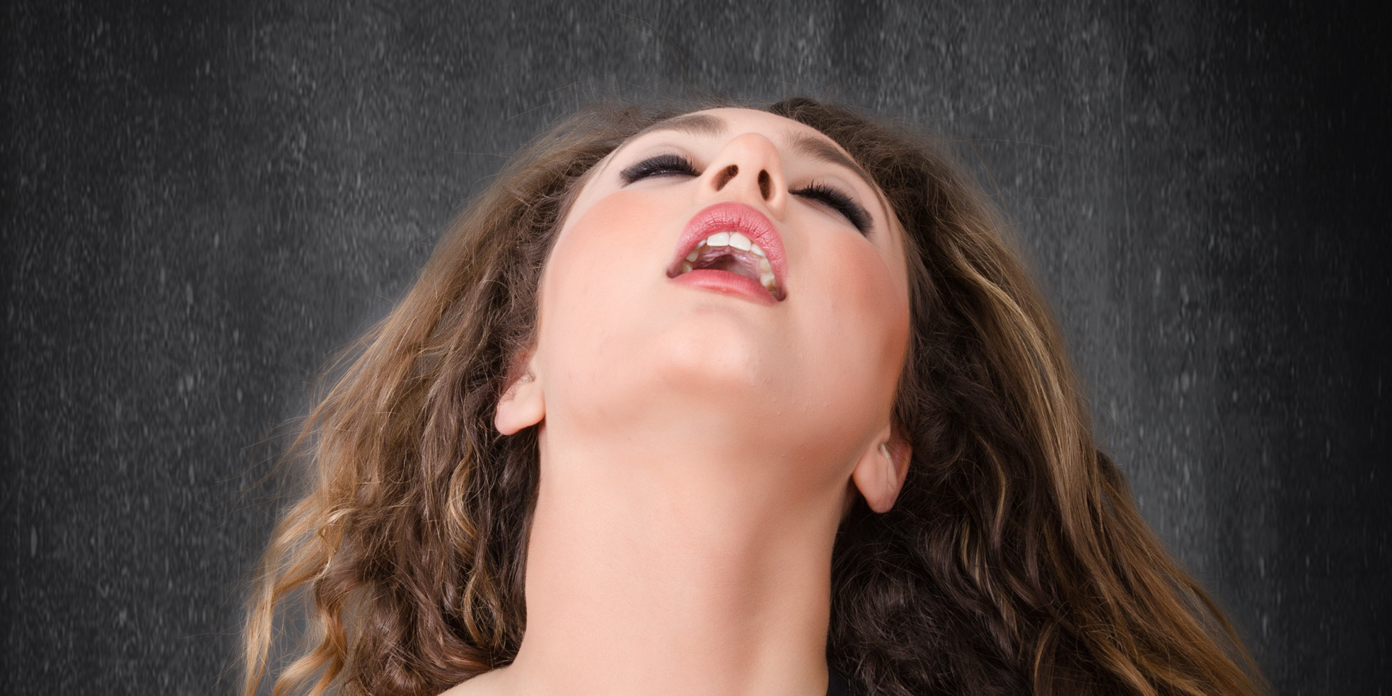 Expression facial female orgasm