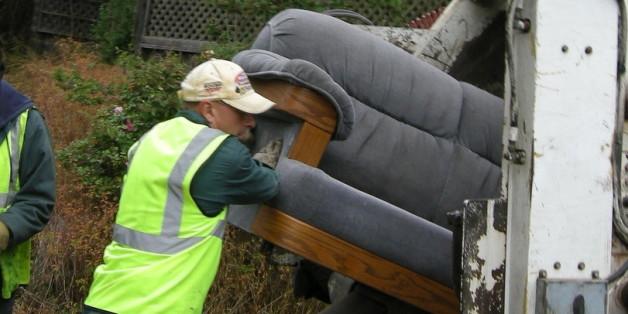 Flame-Retardant Furniture May Leave A Toxic Legacy