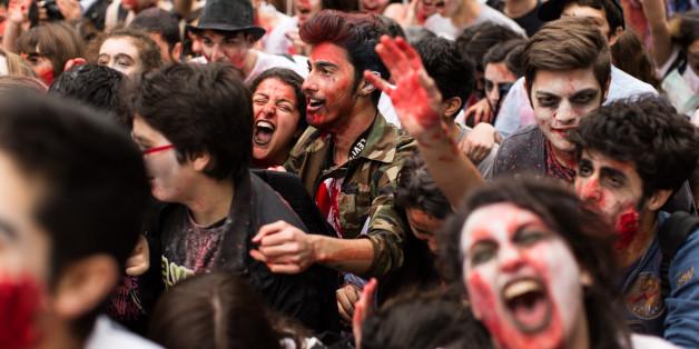 istanbul   apr 7  zombie...