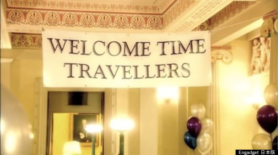 welcome time travellers