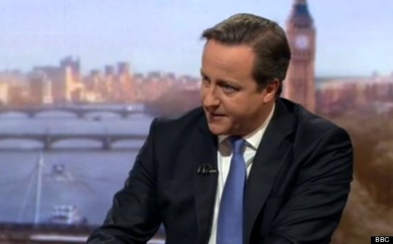 Tougher Curbs On Migrants Will Be Top Demand In EU Renegotiation, Cameron Says
