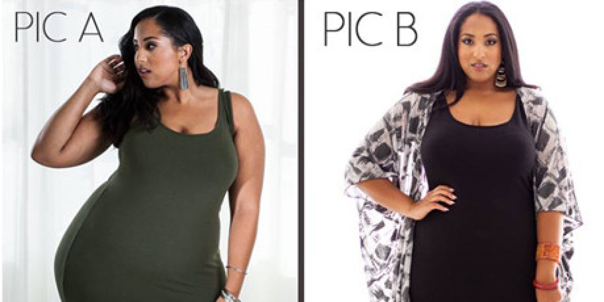 'Plus-Size' Models Are More Popular Than Ever... But They ...