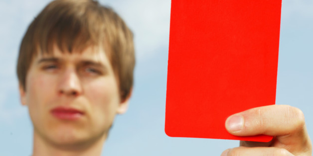 Lecturers 'Forced' To Give Students Red Cards Over Laddish, Rowdy Behaviour