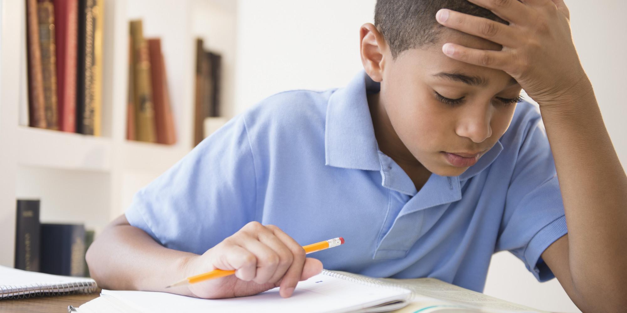 Do children like homework