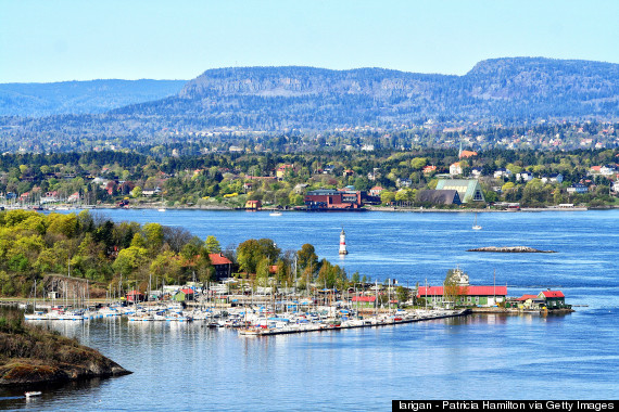 Reasons Norway Is The Greatest Place On Earth HuffPost - Where is norway