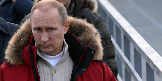 Russia Tightens Security In Preparation For Sochi Olympics