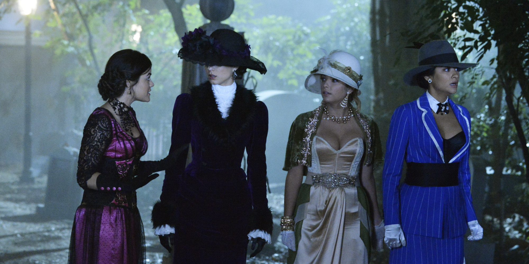 How \'Pretty Little Liars\' Became The Best-Dressed Show On TV | HuffPost