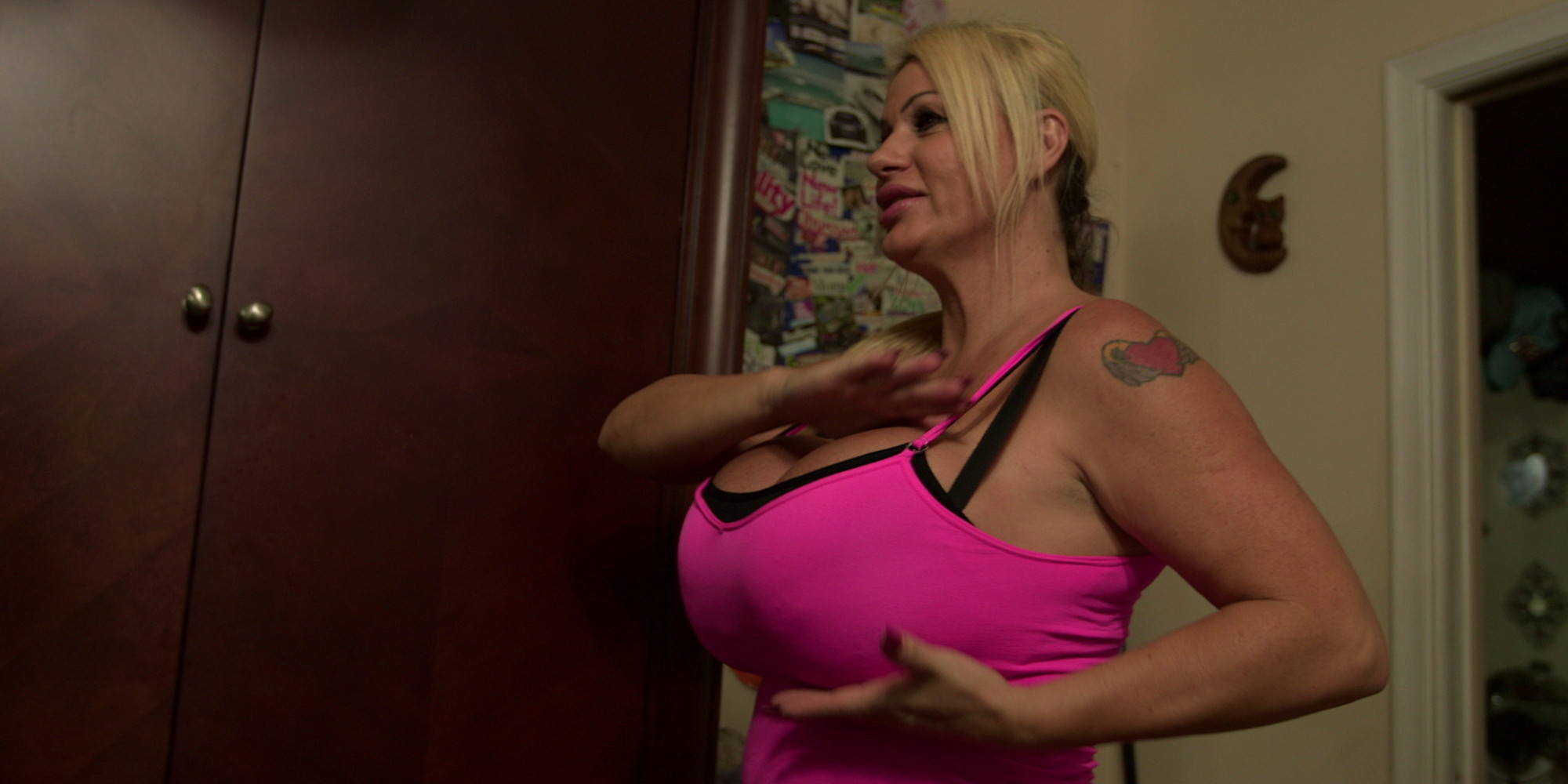 lacey wildd wishes she had size qqq breasts on 'my strange addiction