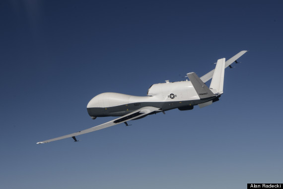 US Navy MQ-4C Triton Drone Is Absolutely Bloody Massive