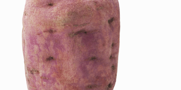 A sweet potato. Not Zambian President Michael Sata