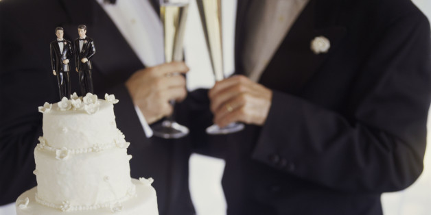 Gay wedding catering