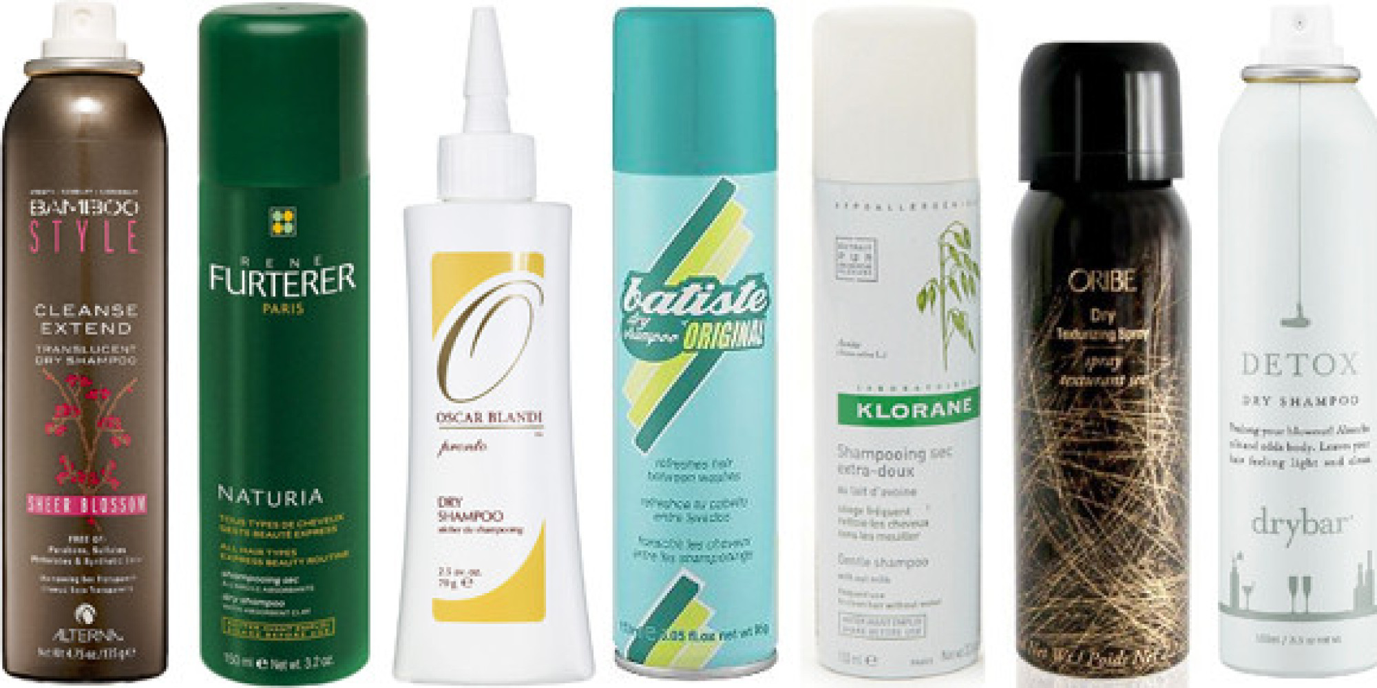 Best Dry Shampoos The Top 10 Products To Hide Your Greasy Hair