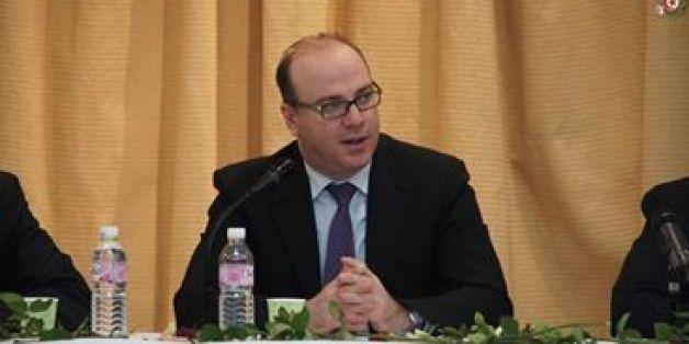 Elyes Fakhfakh, ministre tunisien des Finances