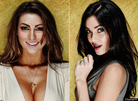 'Celebrity Big Brother': Luisa Zissman And Jasmine Waltz Plan Orgy