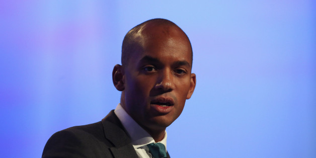 MANCHESTER, ENGLAND - OCTOBER 01:  Chuka Umunna MP speaks to delegates at the Labour Party Conference at Manchester Central on October 1, 2012 in Manchester, England. The shadow chancellor Ed Balls, is expected to unveil plans today to stimulate the economy using a GBP 3bn windfall from the sale of 4G mobile phone frequencies to build 100,000 affordable homes and give stamp duty breaks to first time buyers.  (Photo by Dan Kitwood/Getty Images)