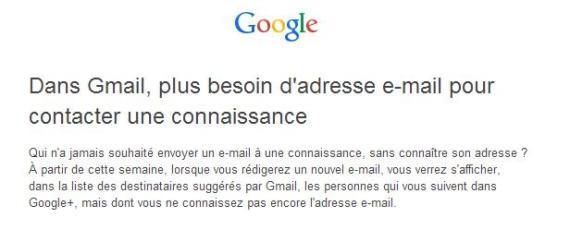 gmail googleplus