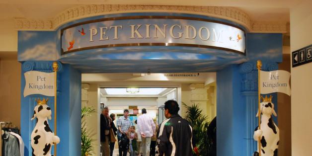 Pet kingdom!