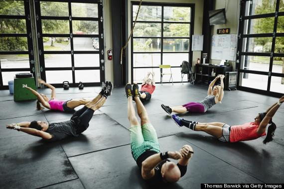 gym beginner