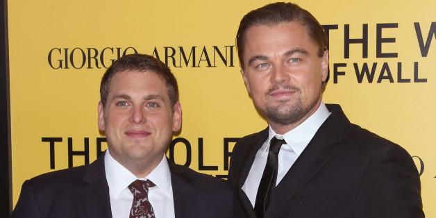 Leonardo DiCaprio, Jonah Hill And Rapper Q-Tip Team Up For Hip-Hop TV Series