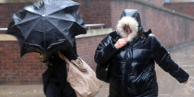 More rain expected to hit Britain on Sunday
