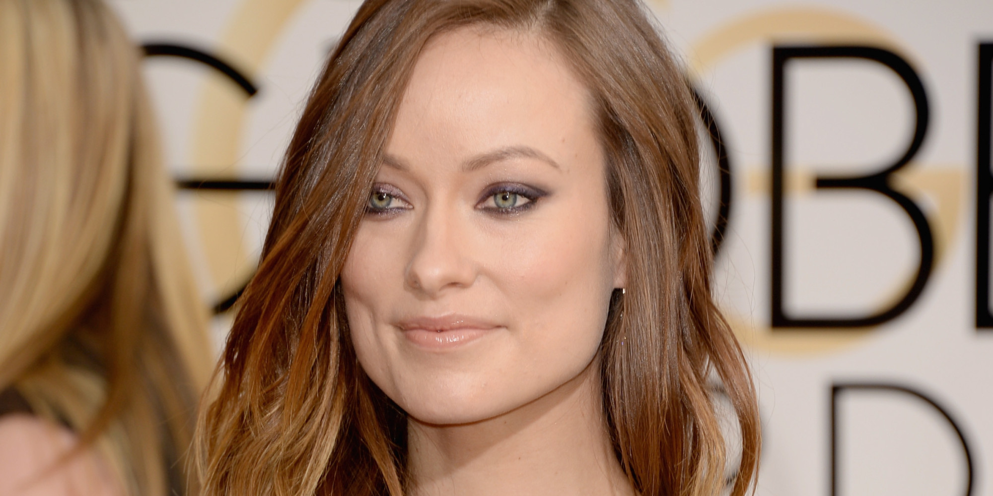 Olivia Wilde Is Pregnant And Radiant On The Golden Globes