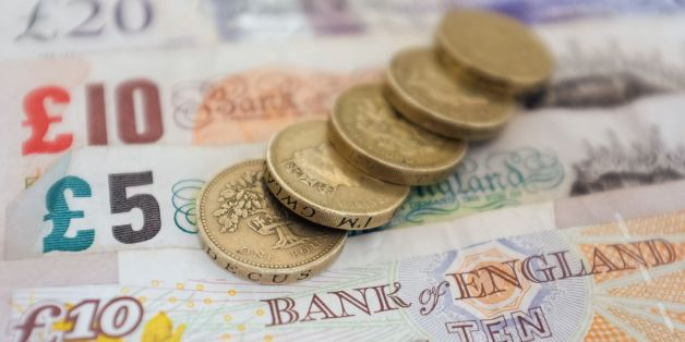 Embargoed to 0001 Monday November 18. File photo dated 18/09/12 of money as London should have a higher national minimum wage because of rising living costs and growing in-work poverty, a new report has argued.