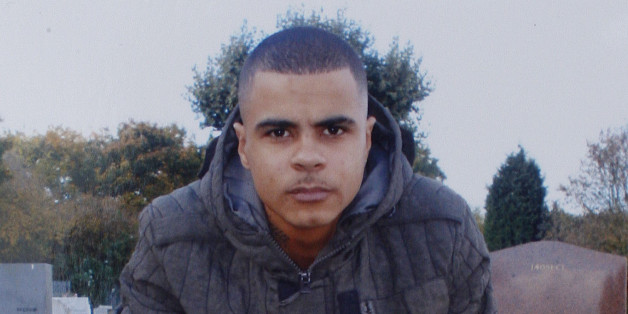 A photo from the family of Mark Duggan the man shot dead by police in Tottenham Hale yesterday.