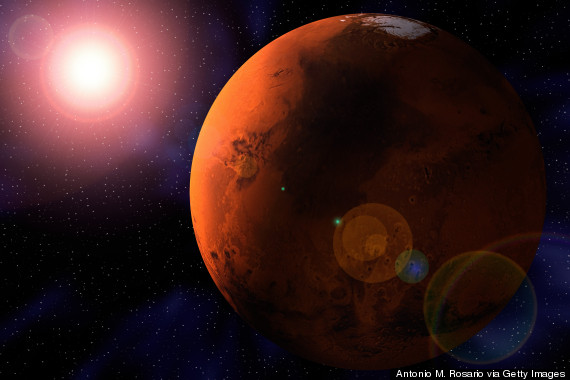 'Human On Mars' Mission Plans Announced By World's Space Agencies