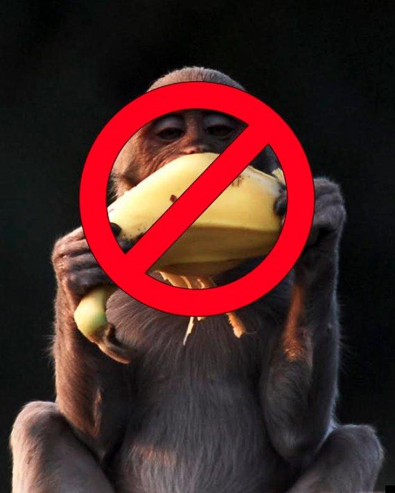monkey banana ban