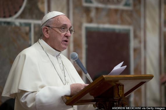 pope speech